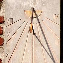 Cadran de série au moulin de Frucourt