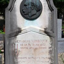 Charles Vérecque- Cimetière de la Madeleine