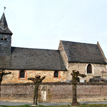 Eglise Saint-Samson de Bouillancourt-sous-Miannay (Moyenneville)