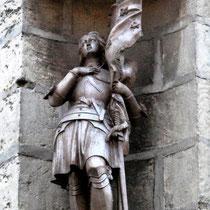 Abbeville- Angle rue des Lingers et rue Jeanne d'Arc