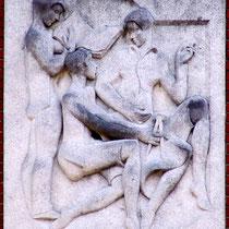 Bas-relief- Ecole des garçons- Rue Delpech- Amiens