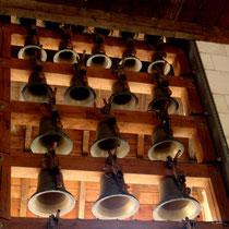 Les cloches du Beffroi d'Amiens