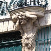 L'Atlante- Rue Jules Lardière