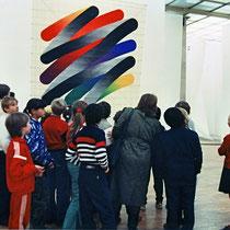 1988-2000年 芸術凧・アートカイト-空舞う絵画展 日本・欧米巡回