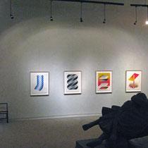 2008年 東京造形大学マンズー美術館