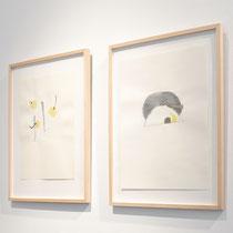 Ausstellungsansicht Galerie Fenna Wehlau