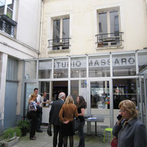 studio massaro paris
