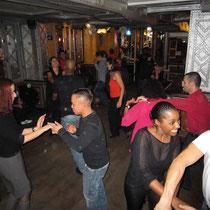 le quartier général bar salsa
