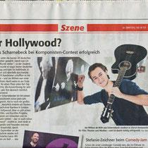 LP 15/16th August 2015 Musik für Hollywood, source: LünePost, sta  Foto t &w, nh