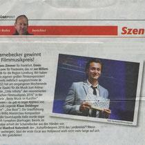 LP November 2016 Scharnebecker gewinnt den Filmmusikpreis, source: LünePost