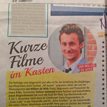 LP 21th October 2017 Kurze Filme im Kasten, source: LünePost