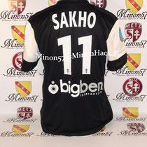 Maillot Porté par SAKHO Saison 2012/2013