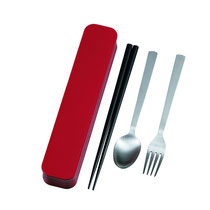 *Cutlery-set RED