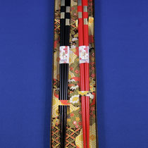 *WAKASA Chopsticks 2 pair set in gift box