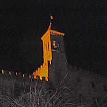 Bolgheri - Mittelalterliches Dörfchen