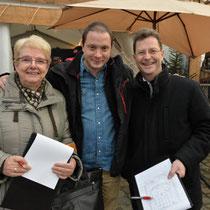 Leuvense Kerstmarkt met Kwinten De Paepe 2014