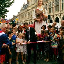 Leuven Kermis 2016 opening