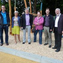 Opening speeltuin Sint-Lambertus 2011