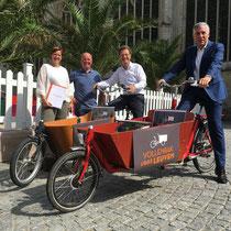 CD&V Leuven gaat vollenbak - 2017