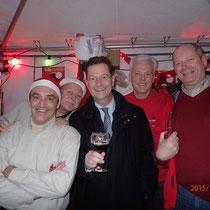 Kerstmarkt met mannen van '59' - 2015