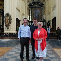 Trompe L'oeil in Sint Michielskerk - 4 juni 2017