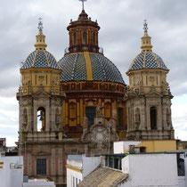 Iglesia San Luis de los Franseces, Sevilla