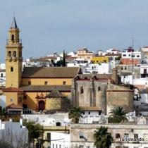 Iglesia Santiago, Alcalá de Guadaira
