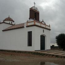 Ermita de la Milagrosa, Cañada de Rosal