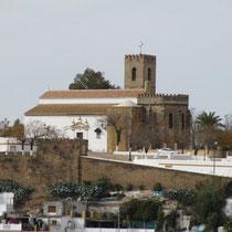 Ermita Nª señora del Aguila, Alcalá de Guadaira