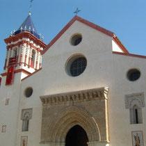 Iglesia San Román, Sevilla
