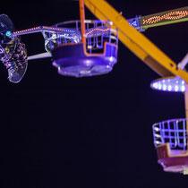 13 La grande roue de la Foire aux plaisirs. Bordeaux, mercredi 17 octobre 2018. Reproduction interdite - Tous droits réservés © Christian Coulais