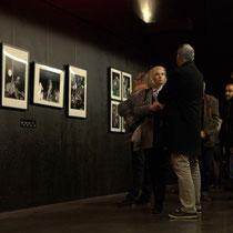 30 ans de Musiques de Nuit, exposition des photographies de Fabrice Leclair, décembre 2014. Reproduction interdite - Tous droits réservés © Christian Coulais