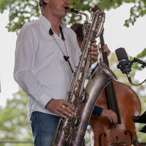 Eric Séva, Festival JAZZ360 2016, Camblanes-et-Meynac