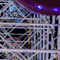 12 La grande roue de la Foire aux plaisirs. Bordeaux, mercredi 17 octobre 2018. Reproduction interdite - Tous droits réservés © Christian Coulais