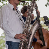Eric Séva, Festival JAZZ360 2016, Camblanes-et-Meynac, 11/06/2016