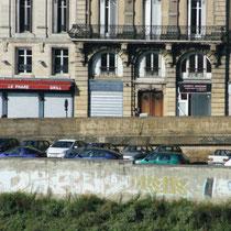 Berge de la Garonne, quai Deschamps, Bordeaux. Reproduction interdite - Tous droits réservés © Christian Coulais