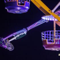 15 La grande roue de la Foire aux plaisirs. Bordeaux, mercredi 17 octobre 2018