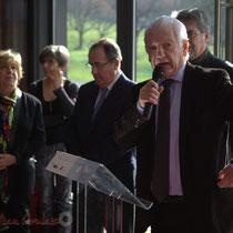 Philippe Madrelle, Sénateur, Président du Conseil général de la Gironde, La Source, Sallebœuf