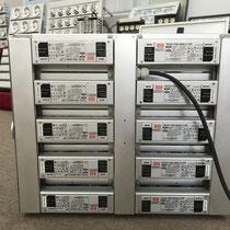 светодиодный прожектор LS-1500W ARE meanwell