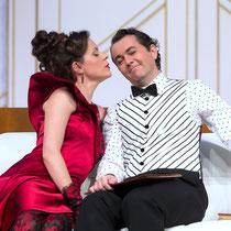 """Cagliari in """"Wiener Blut"""", Oper Leipzig 2015"""