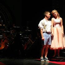 "Kunigunde in ""Candide"", Oper Leipzig, Juni 2017"