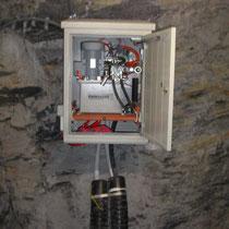 TAT Torautomatik Team AG, hydraulischer Rauchabzug