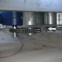 TAT Torautomatik Team AG, elektromechanische LKW Drehscheibe