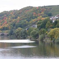 Die Nahe, Drususebrücke