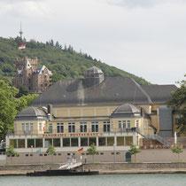 Altes Kontor an der Uferpromenade