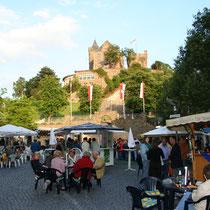 Weinfest in Bingen