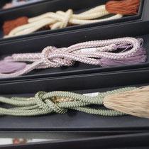 羽織紐 マグネットタイプもございます