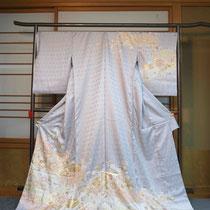 訪問着 京友禅 古典柄