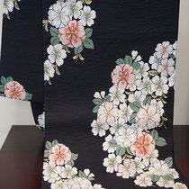 洒落袋帯 桜