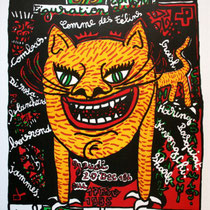 Comme des félins (1984-1985)